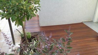 דק איפאה בגינה בנופית