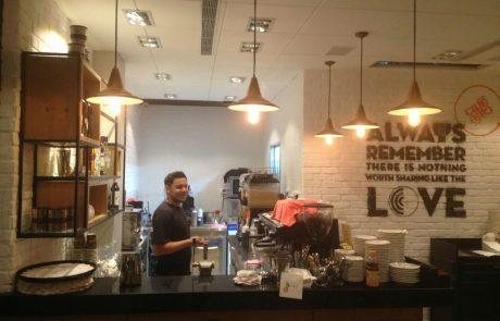 פרוייקט בקפה קפה בריק רטרו