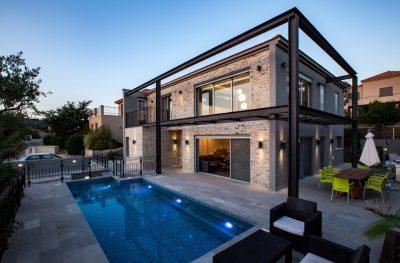 קירות בריקים בעיצוב הבית